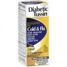 Diabetic Tussin Night Time Formula,Cold/Flu- 4oz