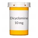 Dicyclomine 10mg Capsules