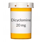 Dicyclomine 20mg Tablets