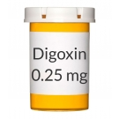 Digoxin 0.25mg Tablets