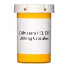 Diltiazem HCL ER 300mg Capsules