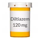 Diltiazem 120 mg Tablets