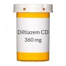 Diltiazem CD 360mg Capsules