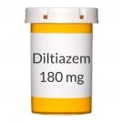 Diltiazem 24hr ER  180mg Capsules