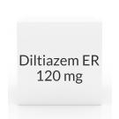 Diltiazem ER 120mg Capsules AB4 (Generic Tiazac)