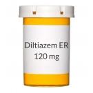 Diltiazem ER 12HR 120mg Capsules