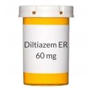 Diltiazem ER 12HR 60mg Capsules