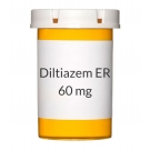 Diltiazem SR 12HR 60mg Capsules
