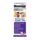 Children's Dimetapp Multi-Symptom Cold & Flu Relief, Red Grape- 4oz