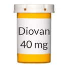 Diovan 40mg Tablets