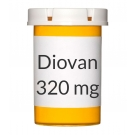 Diovan 320mg Tablets
