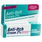 Diphenhydramine 2% Cream