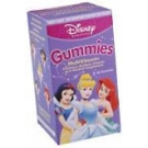Disney, Children's Multi Vitamins,  Gummies Princesses  60ct