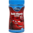Disney Pixar Cars Child Multivitamin Gummies- 60ct