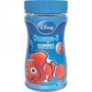Disney Finding Nemo Omega-3 Gummies- 70ct