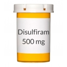 Disulfiram 500mg Tablets***Limited Quantities Available - Temporary Price Increase***