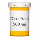 Disulfiram 500mg Tablets