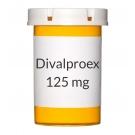 Divalproex 125mg Sprinkle Capsules