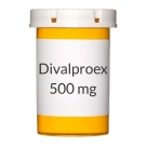 Divalproex 500 mg DR Tablets