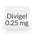 Divigel 0.25mg Gel- 30x1g Packets