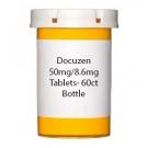 Docuzen 50mg/8.6mg Tablets- 60ct Bottle