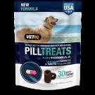 VetIQ Pill Treats for Dogs, Chicken Flavor - 30ct