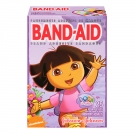 Band-Aid - Children's Adhesive Bandages, Dora The Explorer, Assorted Sizes- 25ct