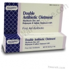 Double Antibiotic Ointment - 1 oz.
