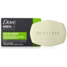 Dove Men+Care Body and Face Bar Soap, Extra Fresh, 4oz- 2ct