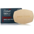 Dove Men+Care Body and Face Bar Soap, Deep Clean, 4.25oz- 2ct