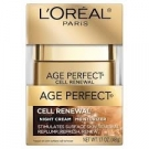 L'oreal Age Perfect Cell Renew Moisturizer 1.7 oz