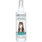 Safety Zone Feline Natural Herbal Calming Spray, 8oz
