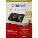 Omron 10 Series Upper Arm Blood Pressure Monitor  With AC Adapter - 1ct