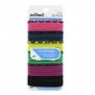 Scünci No Damage Elastics, Multi Color, 32ct- 3 Packs