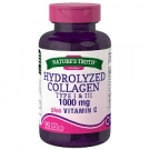 Natures Truth Hydrolyzed Collagen I & II + Vitamin C Caplets 90 ct