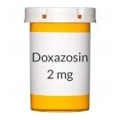 Doxazosin 2 mg Tablets