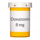 Doxazosin 8 mg Tablets