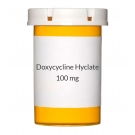 Doxycycline Hyclate 100 mg Capsules