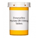 Doxycycline Hyclate DR 150mg Tablets