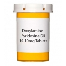 Doxylamine-Pyridoxine DR 10-10mg Tablets