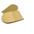 Dr. Jills Poron Heel Cushion Small 1-Pair***PRODUCT DISCONTINUED ONLY 3 LEFT IN STOCK****