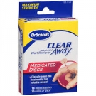Dr. Scholl's Clear Away Plantar Wart Remover- 18ct