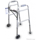 Drive Deluxe Folding Walker with 5