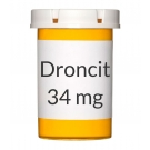 Droncit 34mg Tablets (Canine Dewormer)