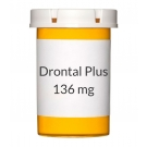 Drontal Plus 136mg Tablets(For Dogs 45 plus lbs)