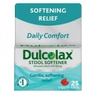 Dulcolax Stool Softener Liquigel- 25ct
