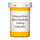 Doxycycline Monohydrate 100mg Capsules