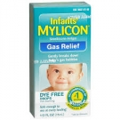 Mylicon Infant Anti-Gas Drops, Dye Free- 0.5oz