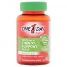 One A Day - Adult VitaCraves Energy Support Multi Gummies 60ct
