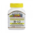 21st Century B-12 1000mcg Prolonged Release Tablets, 110-Count